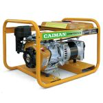 Бензиновый генератор CAIMAN EXPLORER 5010XL12